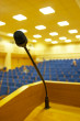 microphone_in_empty_hall