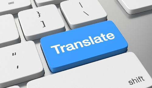 Translate Blue Button 500x350